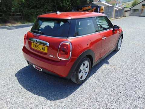 Mini One D Hatchback 1.5 Manual Diesel
