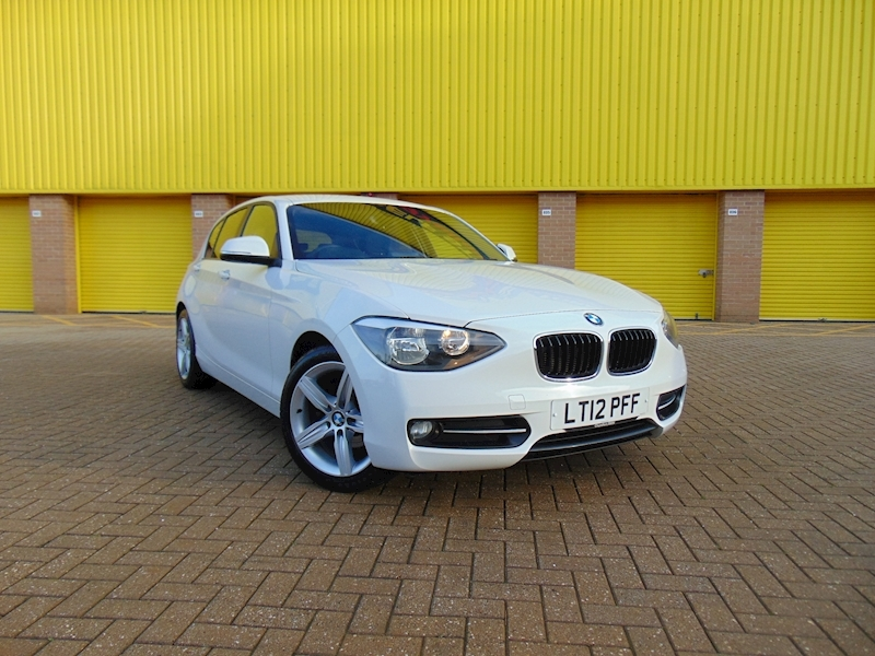 116I Sport 116I Sport Turbo Hatchback 1.6 Manual Petrol