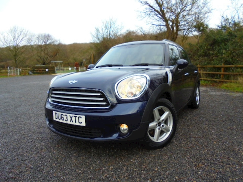 Countryman Cooper Countryman Cooper D Hatchback 1.6 Manual Diesel