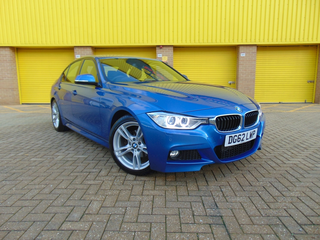 Used Bmw 318D M 318D M Sport | Car Imports Direct Ltd t/a