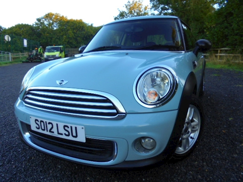 Mini One Hatchback 1.6 Manual Petrol