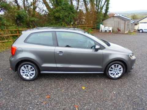 Polo Polo Se Hatchback 1.0 Manual Petrol