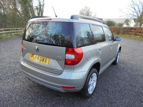 Yeti Se Greenline Ii Tdi Cr Hatchback 1.6 Manual Diesel