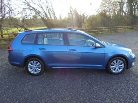 Golf Se Tsi Bluemotion Technology Estate 1.4 Manual Petrol