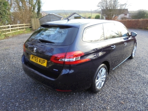 308 Blue Hdi S/S Sw Active Estate 1.6 Manual Diesel