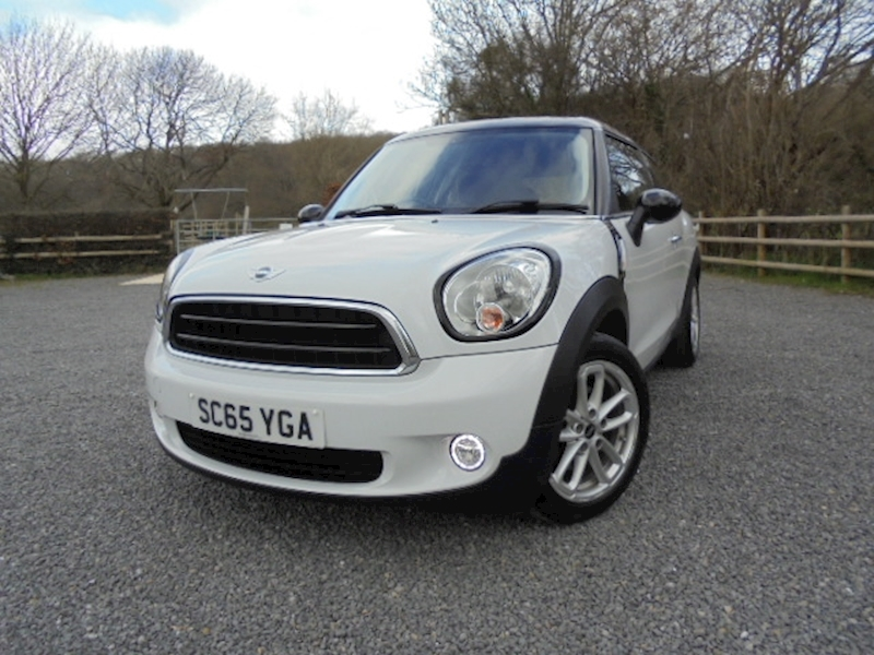 Mini Paceman Cooper Coupe 1.6 Manual Petrol