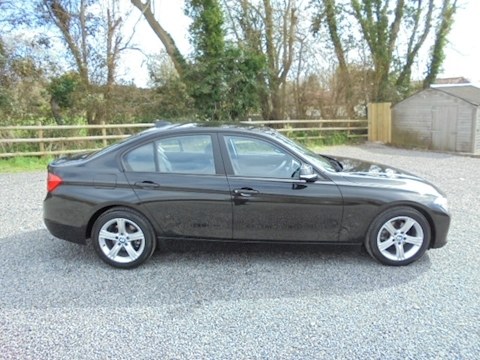 3 Series 318D Se Saloon 2.0 Manual Diesel