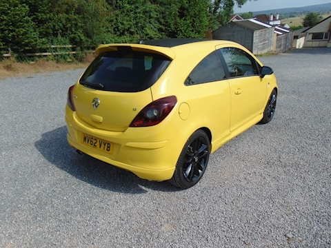 Corsa Limited Edition Hatchback 1.2 Manual Petrol