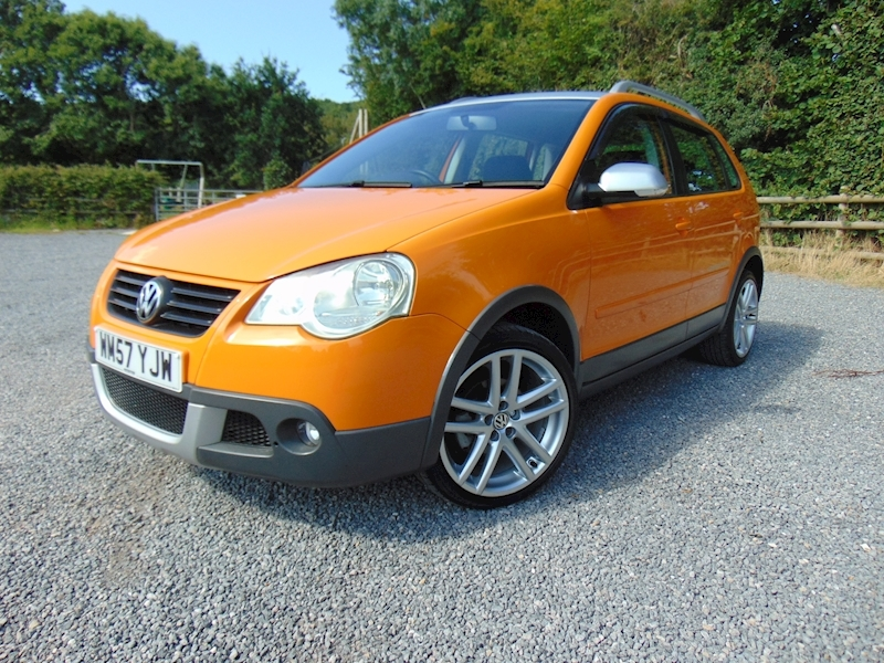 Polo Dune 1.6 5dr Hatchback Automatic Petrol
