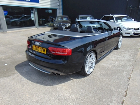 A5 S5 Convertible 3.0 Automatic Petrol
