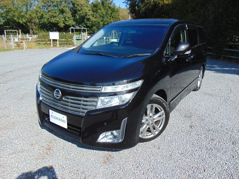 Nissan Elgrand Highway Star