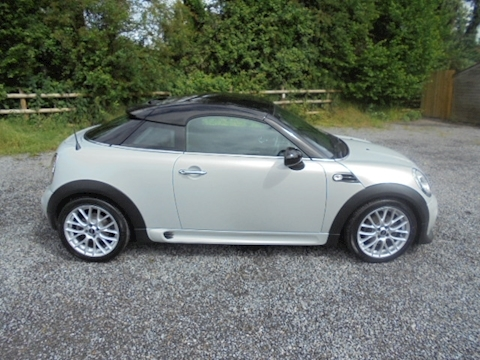 Mini Coupe Cooper Coupe 1.6 Manual Petrol