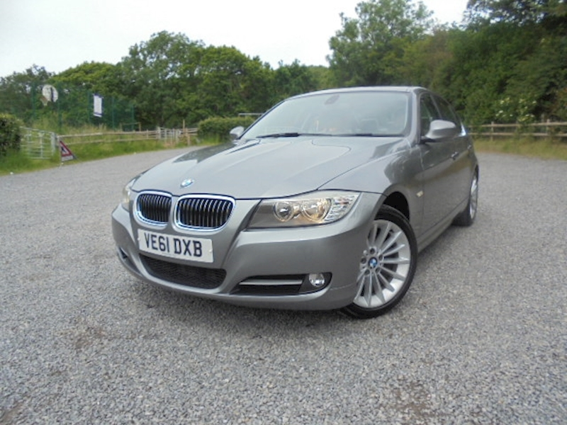 BMW 3 Series 320D Exclusive