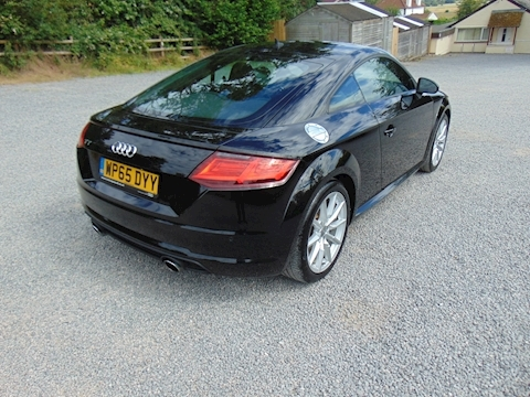 Tt Tfsi Sport Coupe 2.0 Manual Petrol