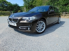 Bmw 5 Series 525D Luxury Touring - Thumb 0
