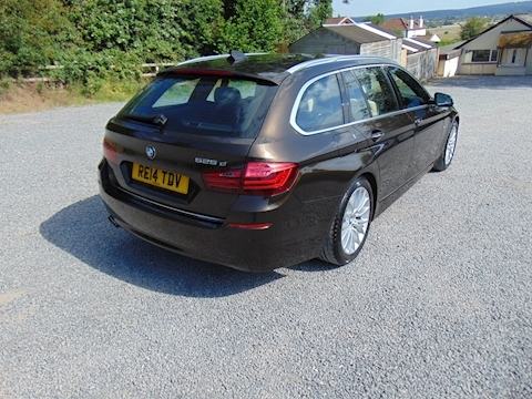 5 Series 525D Luxury Touring Estate 2.0 Automatic Diesel
