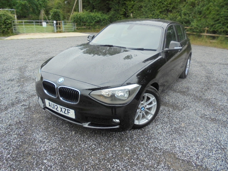 1 Series 118D Se Hatchback 2.0 Manual Diesel