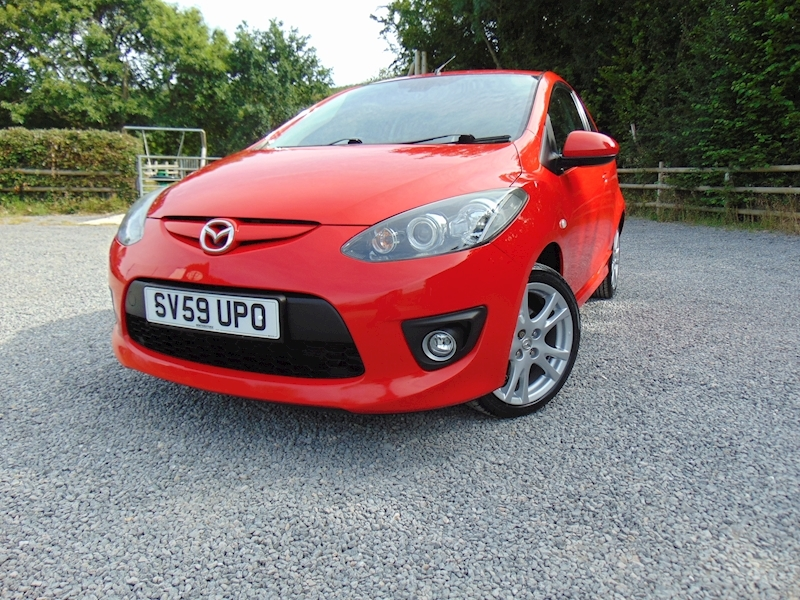 Mazda 2 D Sport Hatchback 1.6 Manual Diesel