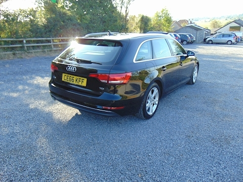 A4 Avant Tdi Ultra Sport Estate 2.0 Manual Diesel