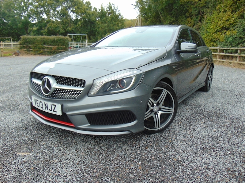 A-Class A250 Blueefficiency Engineered By Amg Hatchback 2.0 Automatic Petrol