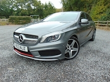 Mercedes-Benz A-Class A250 Blueefficiency Engineered By Amg - Thumb 0