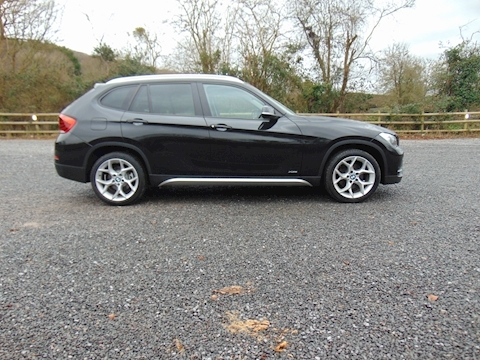 X1 Xdrive18d Xline Estate 2.0 Manual Diesel