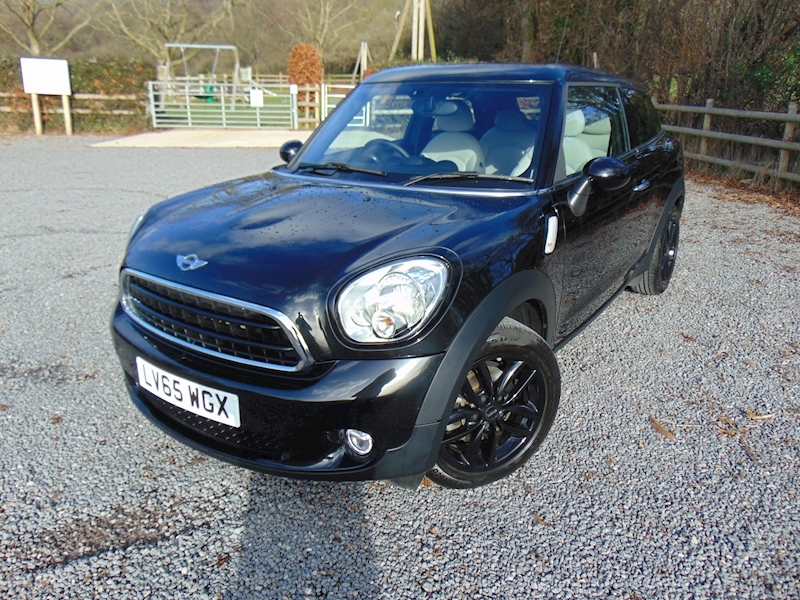 Mini Paceman Cooper Coupe 1.6 Automatic Petrol