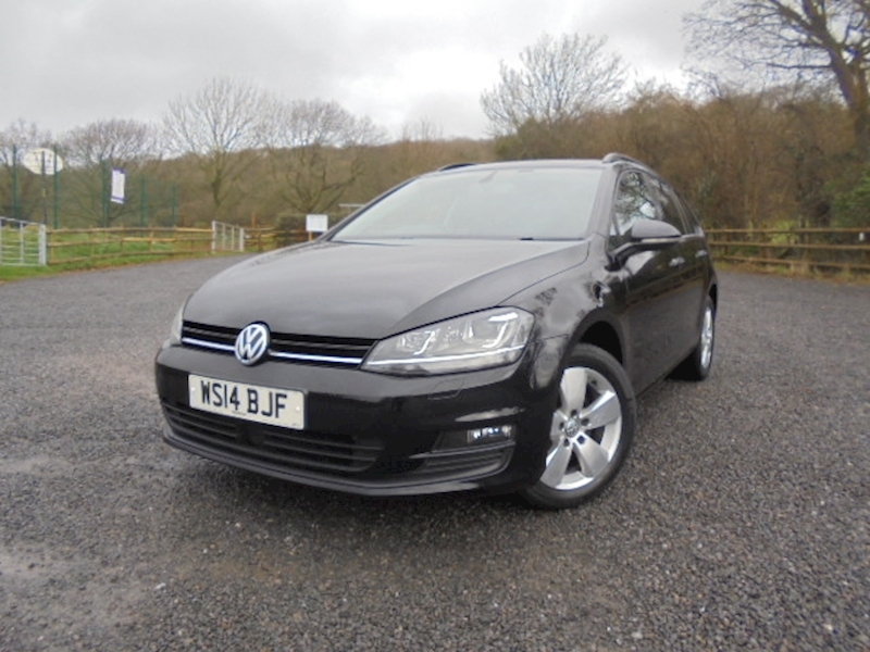 Golf S Tsi Bluemotion Dsg 1.2 5dr Estate Semi Auto Petrol