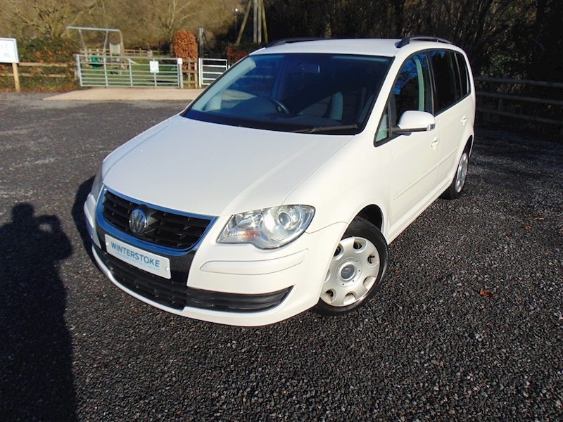 Touran Se Tsi Dsg 1.4 5dr Mpv Manual Petrol
