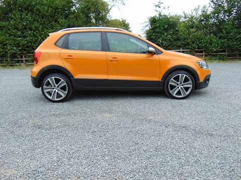 Polo Dune 1.2 5dr Hatchback Automatic Petrol