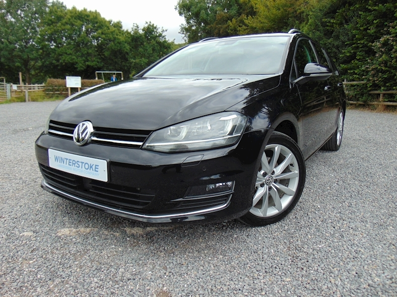 Golf Gt Tsi Bluemotion Technology Dsg 1.4 5dr Estate Semi Auto Petrol