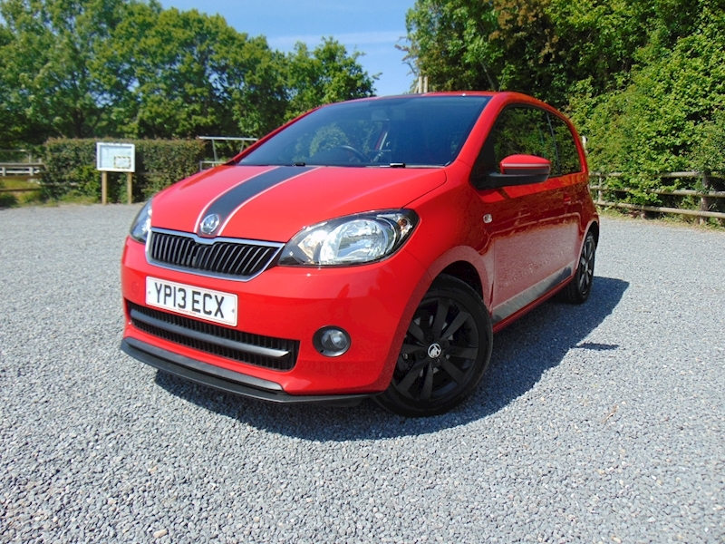 Citigo Sport Hatchback 1.0 Manual Petrol