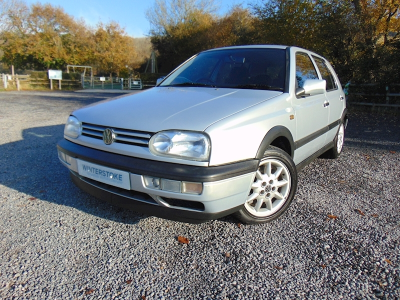 Golf Gti 16V 2.0 5dr Hatchback Manual Petrol