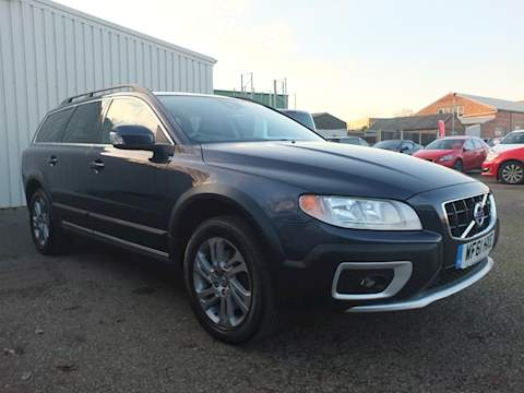Volvo Xc70 D3 Se Estate 2.0 Automatic Diesel