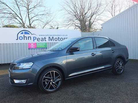 Skoda Rapid Sport Tsi Hatchback 1.2 Manual Petrol