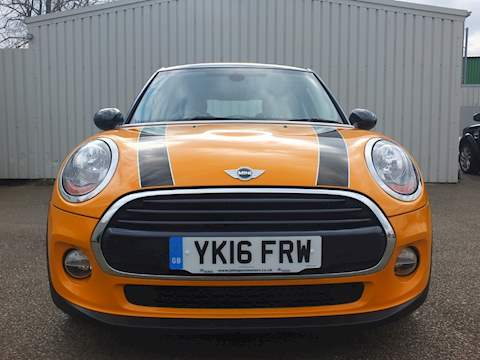 Mini Mini Cooper D Hatchback 1.5 Manual Diesel