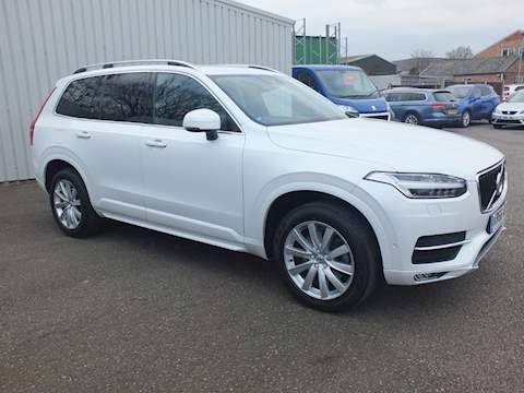 Volvo Xc90 D5 Powerpulse Momentum Awd Estate 2.0 Automatic Diesel