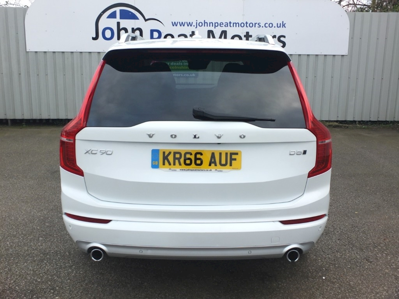 Xc90 D5 Powerpulse Momentum Awd Estate 2.0 Automatic Diesel