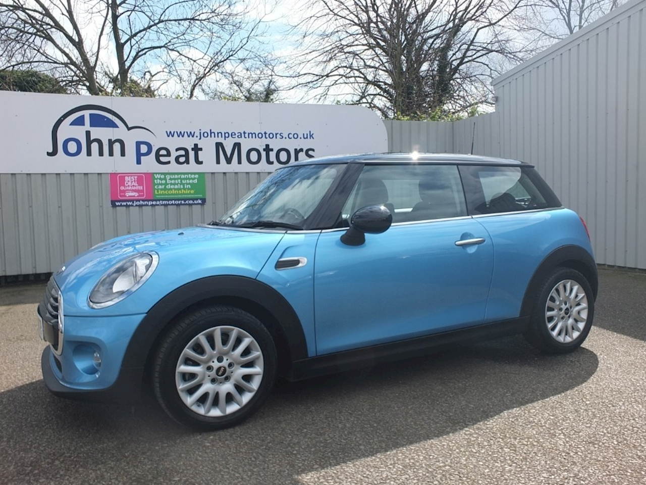 Used 2016 Mini Mini Cooper D Hatchback 15 Manual Diesel For Sale In