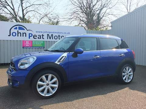 Mini Mini Countryman Cooper SD Chilli Hatchback 2.0 Manual Diesel
