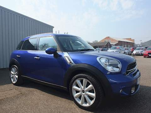Mini Mini Countryman Cooper Sd Hatchback 2.0 Manual Diesel