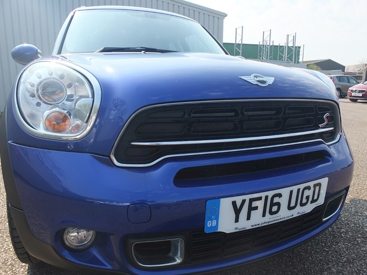 Mini Countryman Cooper SD Chilli Hatchback 2.0 Manual Diesel
