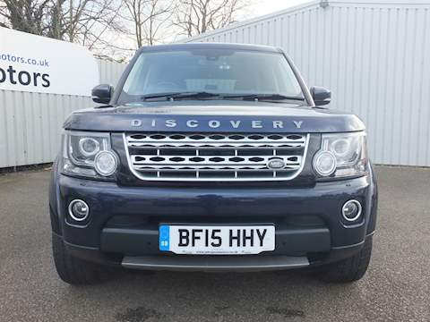 Land Rover Discovery Sdv6 Hse Estate 3.0 Automatic Diesel