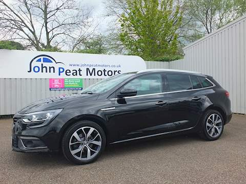 Renault Megane Dynamique S Nav Dci Estate 1.5 Manual Diesel