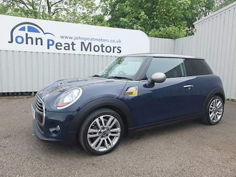 Mini Mini Cooper D Seven Hatchback 1.5 Manual Diesel