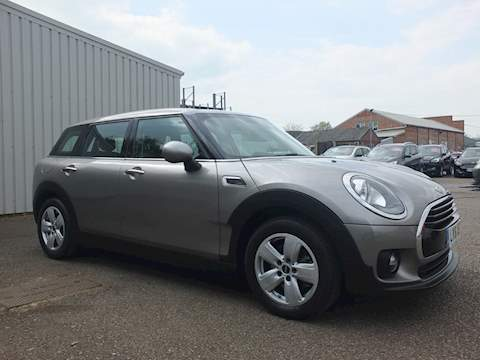 Mini Mini Clubman Cooper D Estate 2.0 Manual Diesel