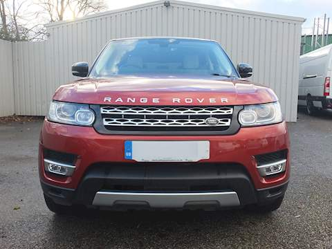 Land Rover Range Rover Sport Hse RANGE ROVER SPORT HSE SDV Estate 3.0 Automatic Diesel