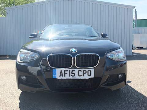 Bmw 1 Series 125D M Sport Hatchback 2.0 Manual Diesel