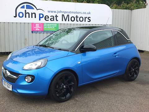 Vauxhall Adam Slam Hatchback 1.4 Manual Petrol