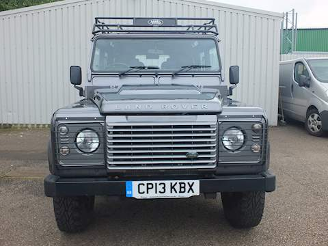 Land Rover Defender 110 Td Xs Station Wagon Light 4X4 Utility 2.2 Manual Diesel